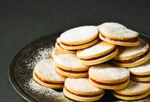 Tejkaremell--ás keksz sütik