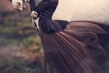 Paarden fotoshoot