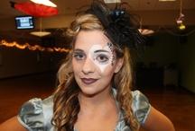 Ladies event final makeup
