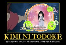 Kimi ni Todoke / ♡♡♡♡ I am not the one behind the descriptions of the pictures etc.