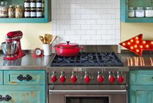 Kitchen ideas / by Marion Wallace