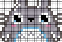 Cross Stitch pattern/Hama perles