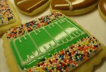 Sugar cookies / by Amanda Gafford