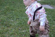 Noah halloween costume