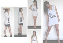 BOLD COLLECTION A2014 / First collection from SHEOFFICIAL CLOTHING.
