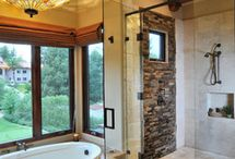 Bathrooms / by Donna Hill