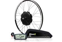 E-Bike Systems / Convert a bicycle you love to ride into a powerful and efficient electric bike with our range of BionX e-bike systems.