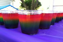 Kids Rainbow Party