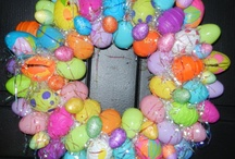 Easter ideas / Easter decoration & crafts / by Nelda Anderson