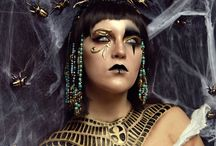 Maquillage égyptien