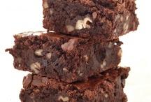 Brownies and Blondies / recipes