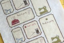 printed quilt labels