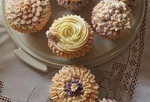 festliche Cupcakes
