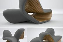 Contemporary Furniture / by Beth Power