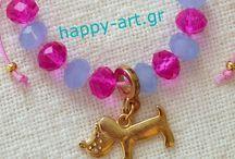 my kids jewelry / my handmade kids jewelry