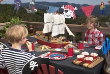 Aaarrgghh...A Pirate Birthday Party
