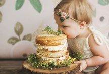 Eliz cake  smash