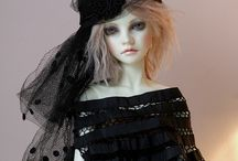 Be a Doll! / Dolls, bears and lovely things / by Sandra Petty