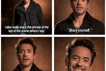 Robert Downey Jr. / by Moani Andresen