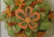 Wreaths / by Doris Laughlin