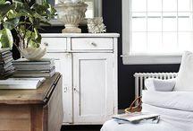 Cozy Places / by Vanessa Francis Interior Design