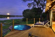Victoria Falls River Lodge Accommodation / Luxury tented accommodation on the edge of the Mighty Zambezi and a stone throw away from Victoria Falls.