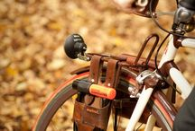 Custom Leather Bicycle Saddles by sykkelskredderen.no / Various saddles transformation