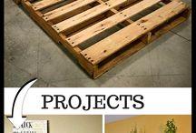 wood work palets