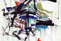 ζωγραφική -κολαζ