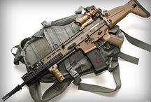 Rifles / Guns and stuff / by Vinnie Lindbeck