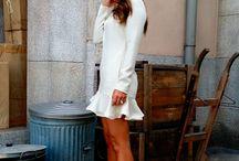 Sukienki białe mini