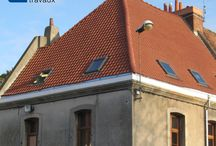 Toitures illiCO travaux / illiCO travaux réalise régulièrement des réfections de charpentes ou toitures. Découvrez quelques unes de nos réalisations !