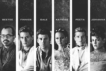 Hunger Games! :D / Anything Hunger Games.