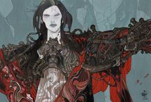 Jakub Rebelka / Zobacz więcej na: http://www.dzikabanda.pl/galerie/autorskie/jakub-rebelka-surrealistyczne-fantasy-i-sci-fi/