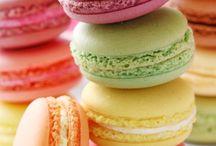 French Macaron Recipes / by Ana Jiménez