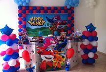 Festa super wings