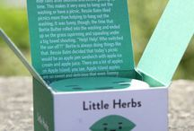 Little Herbs - Our Products / Browse all our lovely organic skincare products - specially created for mums and babies.