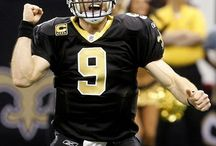 Drew Brees #9 / by Michele Rodriguez