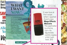 AVON IN THE NEWS / AVON is everywhere in the news these days!!  All this and more available at http://lfranklin-laurie.avonrepresentative.com