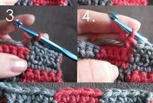 Crochet / cross stich