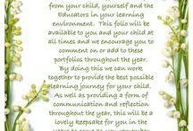 Childrens profiles