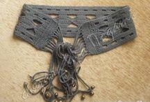 ceinture crochet