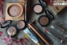 Makeup Autumn 2014 Most Played / prodotti trucco più utilizzati in autunno