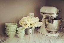 Kitchen Stuff / by Mattie Gist