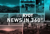 RYOT (360°) / RYOT Narrano esperimenti sociali moderni con video a 360°