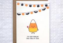 Holidays-Halloween Cards & Tags