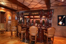 Coeur d'Alene Home Bar Spaces