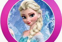Festa Frozen / Ideias para fazer uma festa Frozen.
