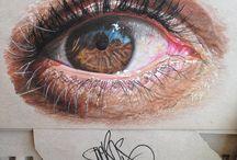 눈 Eye