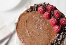 Chocolate / Chocolate desserts and cakes
